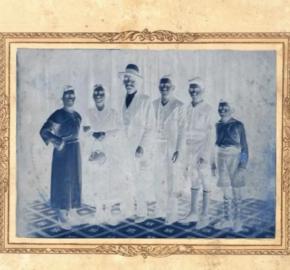 Faustino 1936 ● Alberte Pagán